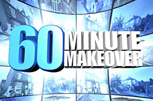 60 minute make over