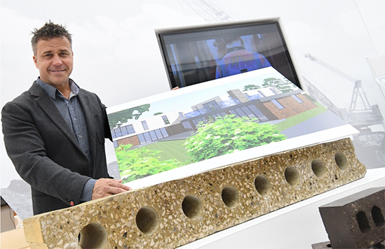 TV DIY expert Craig Phillips to build his dream home with Forterra