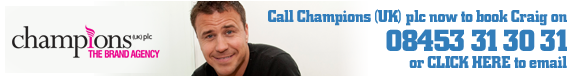 Call Champions Banner