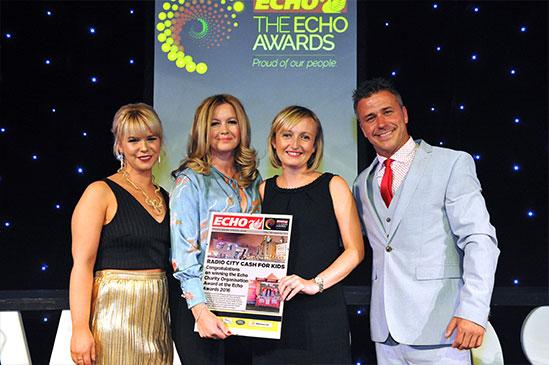 Craig Phillips Rewards Heroic People of Merseyside