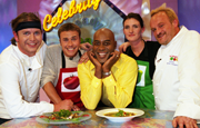 Craig on Celebrity Master Chef