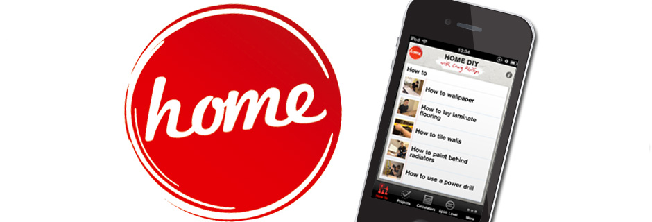 Home mobile phone app